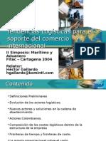Tendencias-Logisticas Para El Soporte Del Comercio Internacional