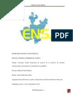 Actividad,Exposición de motivos de la iniciativa de reformas constitucionales, Bases F,L, y O, Eduardo Cobián Medina, Matemáticas 1.