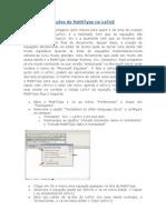 Inserindo equações do MathType no LaTeX