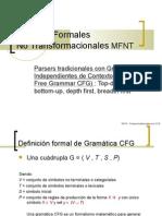 Clases 7 y 8 - Parsers Con CFG