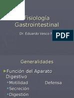 Fisiología+Gastrointestinal