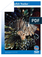 Lionfish Tracker Specialty