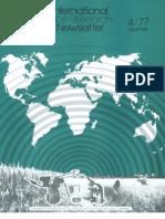 International Rice Research Newsletter Vol.2 No.4