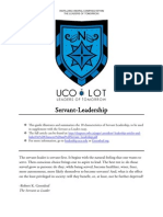 LOT Servant Leadership Guide