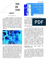 LCCM Research Digest (December-January 2006)