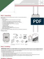 Fortiap222b Install