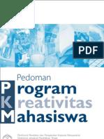 Panduan PKM 29Jan 2009