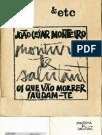 João César Monteiro - Morituri Te Salutant (&etc, 1974)