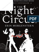 The Night Circus by Erin Morgenstern The Proust Questionnaire