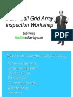 BGA Inspection