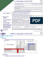 MPEG Generation in NPLOT3D GB Presentation