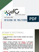 bitmap X vectorial