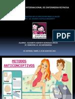 metodos anticonceptivos presentacion