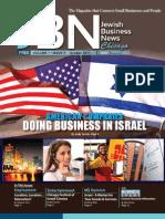 Jewish Business News - October 2011
