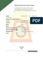 informe nº2 ley de ohm