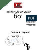 Grupo No. 3 - Exposición No.2 - Six Sigma