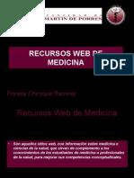 Recursos Web de Medicina