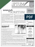 Scriptum 2ndIssue