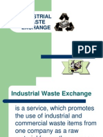 Waste Exchange