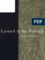 Williams J - Lyotard &Am