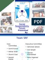 SRF Presentation