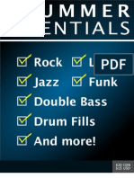 Drummer Essentials v6