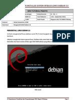 Cara Tepat Menginstal Linux Debian 5