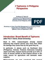 Benefits of Typhoons GQTabios