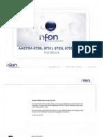 AASTRA-Handbuch