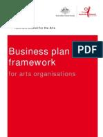 National Business Plan Framework 2010
