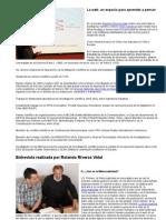 La Web (Entrevista Sandobal)