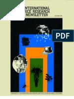 International Rice Research Newsletter Vol.16 No.5