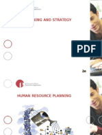 Hr Planning and Strategy