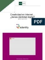 ¿Tienes identidad digital?