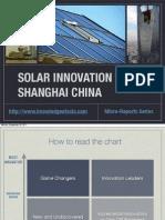 Solar Innovation in Shanghai Sep 2011