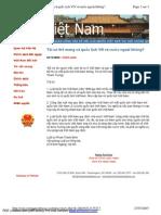 Mien Visa Mot Cam Bay Song Tich Vn