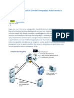 SCOM - Understanding How Active Directory Integration Feature Works in OpsMgr 2007