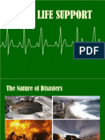 Disaster Nursing and Basic Life Support