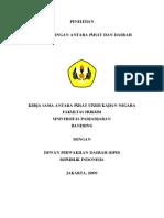 Pola Hubungan Antara Pusat Dan Daerah_UNPAD