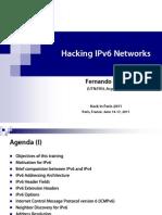Hip2011 Hacking Ipv6 Networks