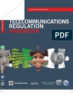 10th Anniversary Telecommunications Regulation Handbook - Final Master