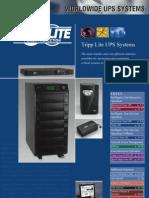 Uninterrupted Power Source Brochure 230V