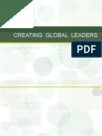 Create Global Leaders