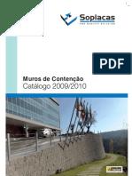 Soplacas Muros Contencao Cat Geral Ed2009 2009