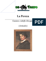 28879303 Becquer Gustavo Adolfo La Pereza