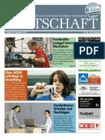 Die Wirtschaft 23. September 2011