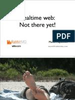 PubSubHuddle - Realtime Web