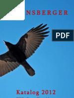 RAVENSBERGER Seminarkatalog 2012