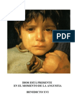 09. Dios está presente en el momento de la angustia - Benedicto-XVI