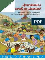Modulo Para Prevencion de Desastres Naturales